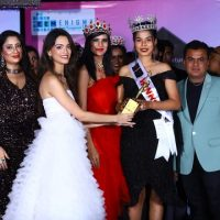 Enigma Event Management Co Organised Beauty Pagent Enigma Miss & Mrs India Session 4 At Pride Plaza Hotel In Ahmedabad