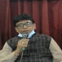 Rajesh Srivastava Makes An Announcement To Spread The Education Donation Campaign In The Entire Country From Lucknow Press Club