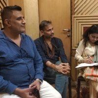 Recording of the Patriotic Song Vande Bharat Written By Dr Raj Singh