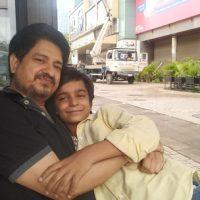 Chote Ustad Ranveer Singh Shekhawat from Nagpur completed the shooting of Hindi album Vaarish Ke Boonde