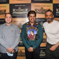 Grand launch Of Prabodh Vasant Davkhare's  NITRRO Bespoke Fitness In Powai- Fastest Growing Fitness Chain In The World
